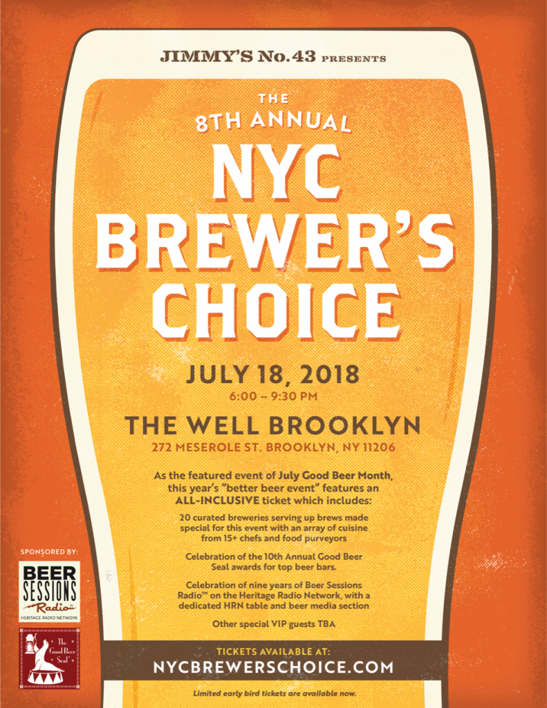 8th Annual Nyc Brewers Choice 2018